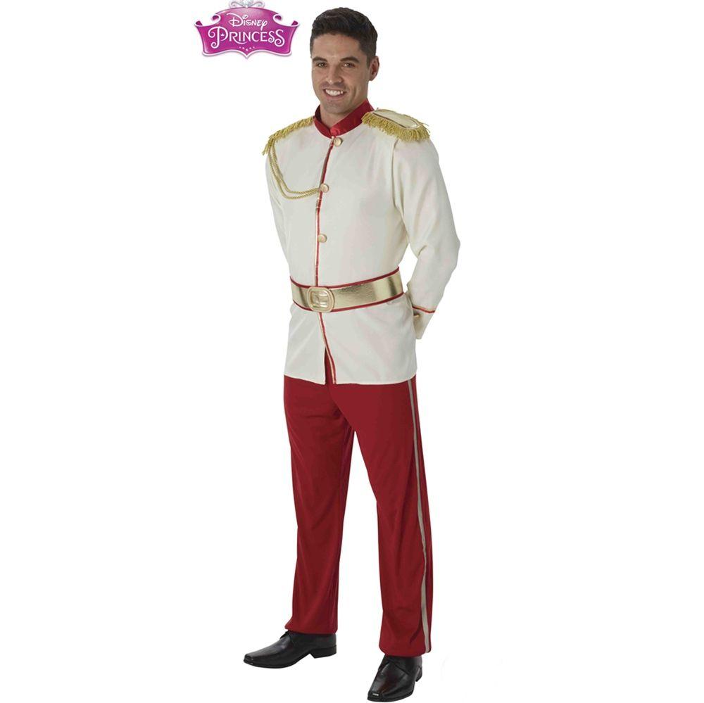 Disfraz Príncipe Cenicienta Adulto - Comprar Online  Miles de Fiestas  702701d8915
