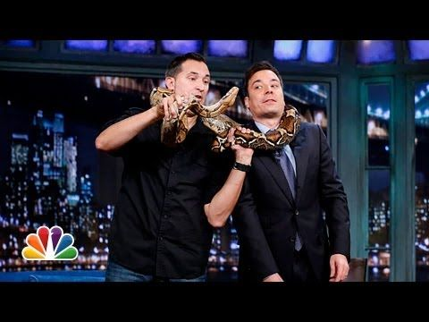 ▶ Jeff Musial: Baby Kangaroo, Cougar, Boa Constrictor Part 1 - YouTube Part 2 here: http://www.youtube.com/watch?v=OuT3fgnZfoc