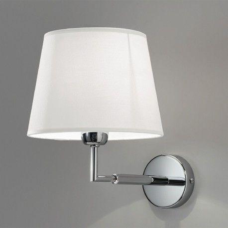 Matrimoniale Applique Camera Da Letto Design.Smart Lampada Da Parete Con Paralume Verso L Alto Dal Design