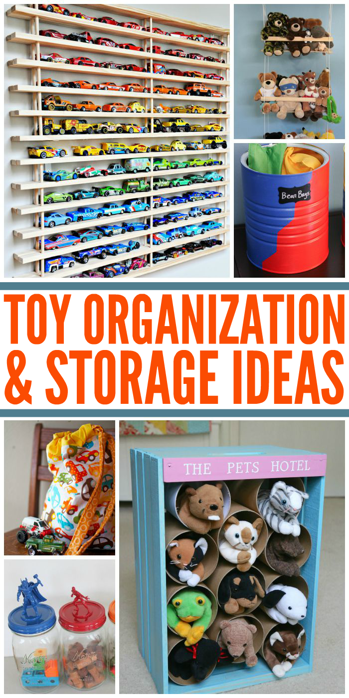 11 Tips For Keeping Kids Toys Organized: Toy Organization And Storage Ideas That Will Keep You Sane