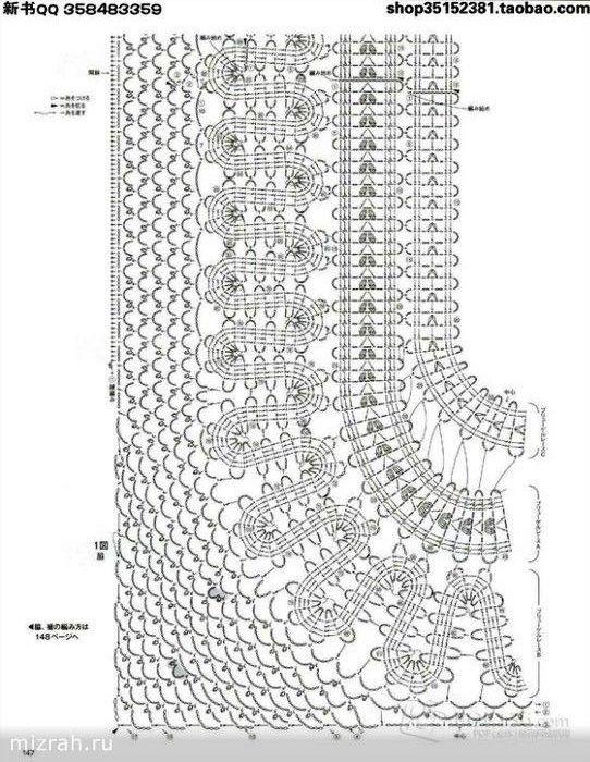 Increíble Patrones De Ganchillo Fresco Libre Ilustración - Ideas de ...