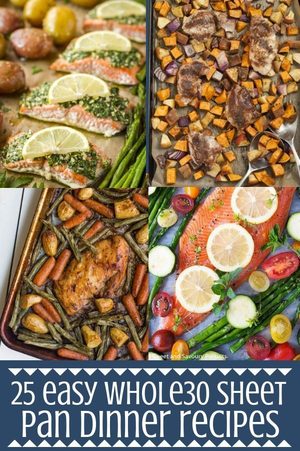 Whole 30 Sheet Pan Dinner Recipes images