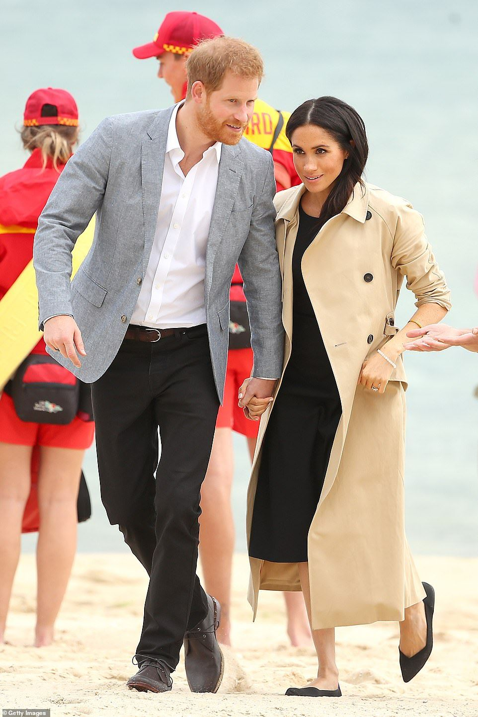 Meghan Markle Rocked Yet Another Pair Of Comfy Sneaks On The Royal Tour Meghan Markle Rocked Yet Another Pair Of Comfy Sneaks On The Royal Tour new pictures