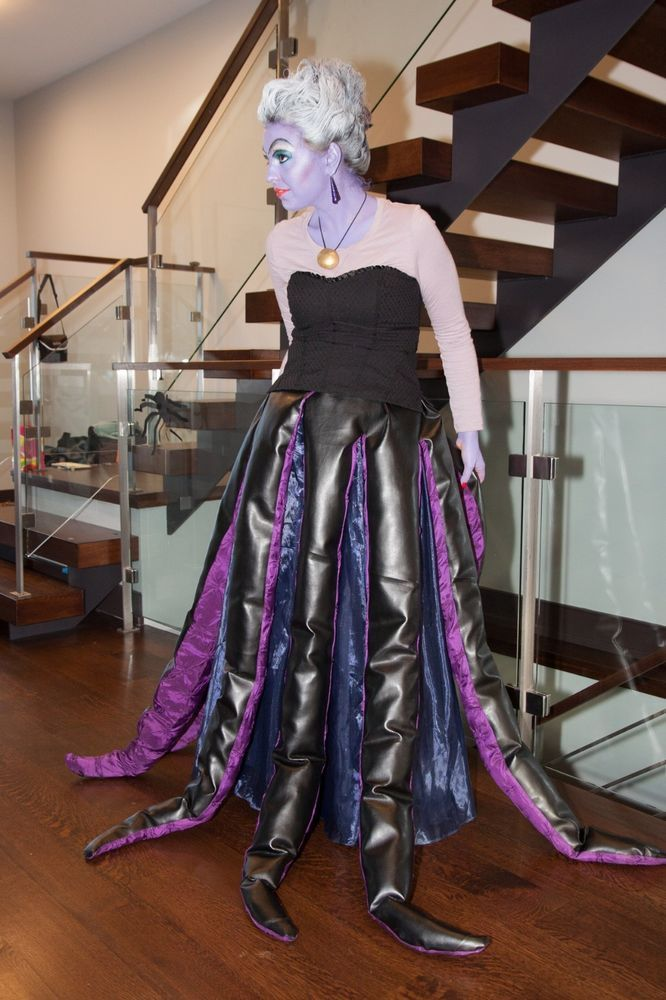 ursula sea witch adult womens halloween one of a kind costume
