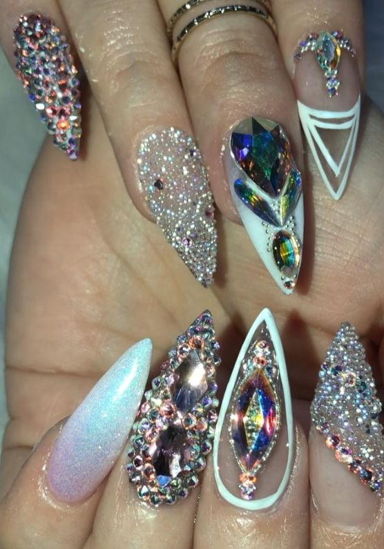 Pin By Amelia Grant On Pretty Nails Pinterest Nail Inspiration And Makeup