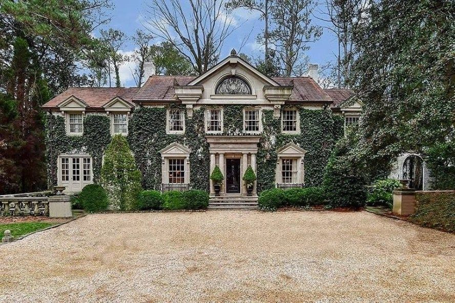 1940 Mansion In Atlanta Mansions for sale