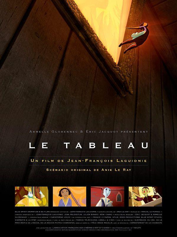 Le Tableau   Film, Affiche, Cinéma