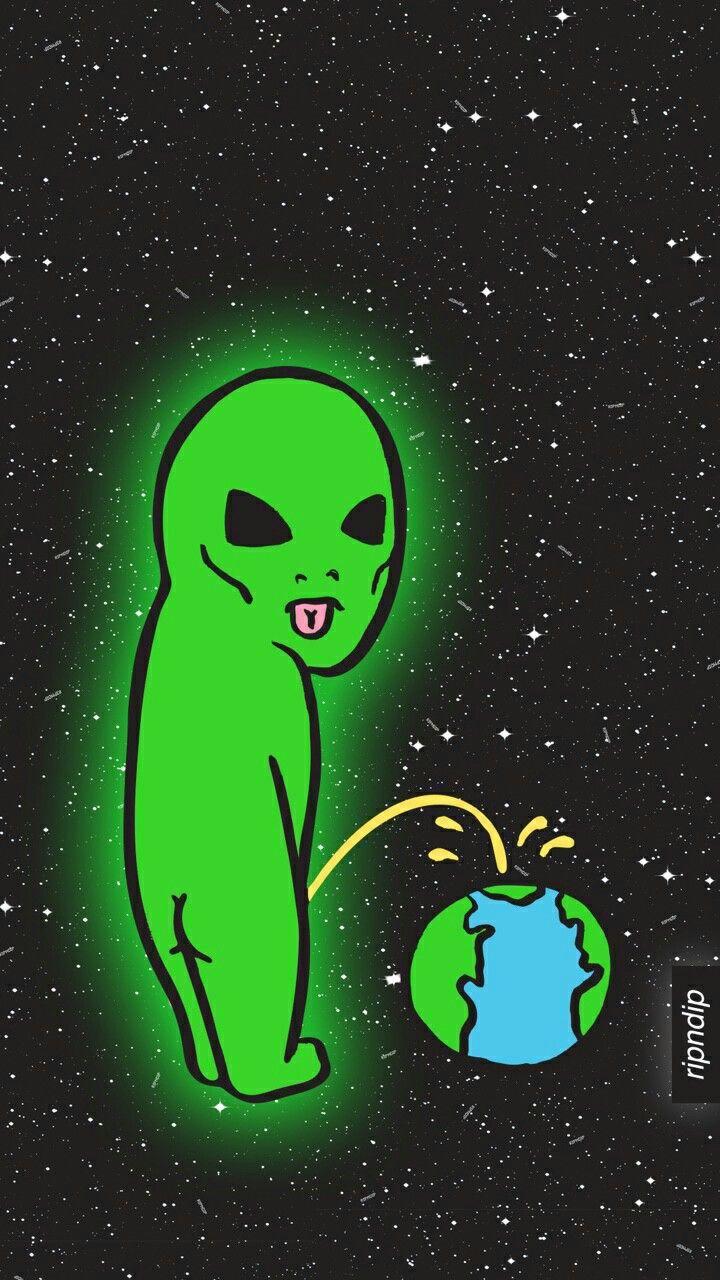 Pin By Olaklecka On Aliens Wallpaper Tumblr Wallpaper
