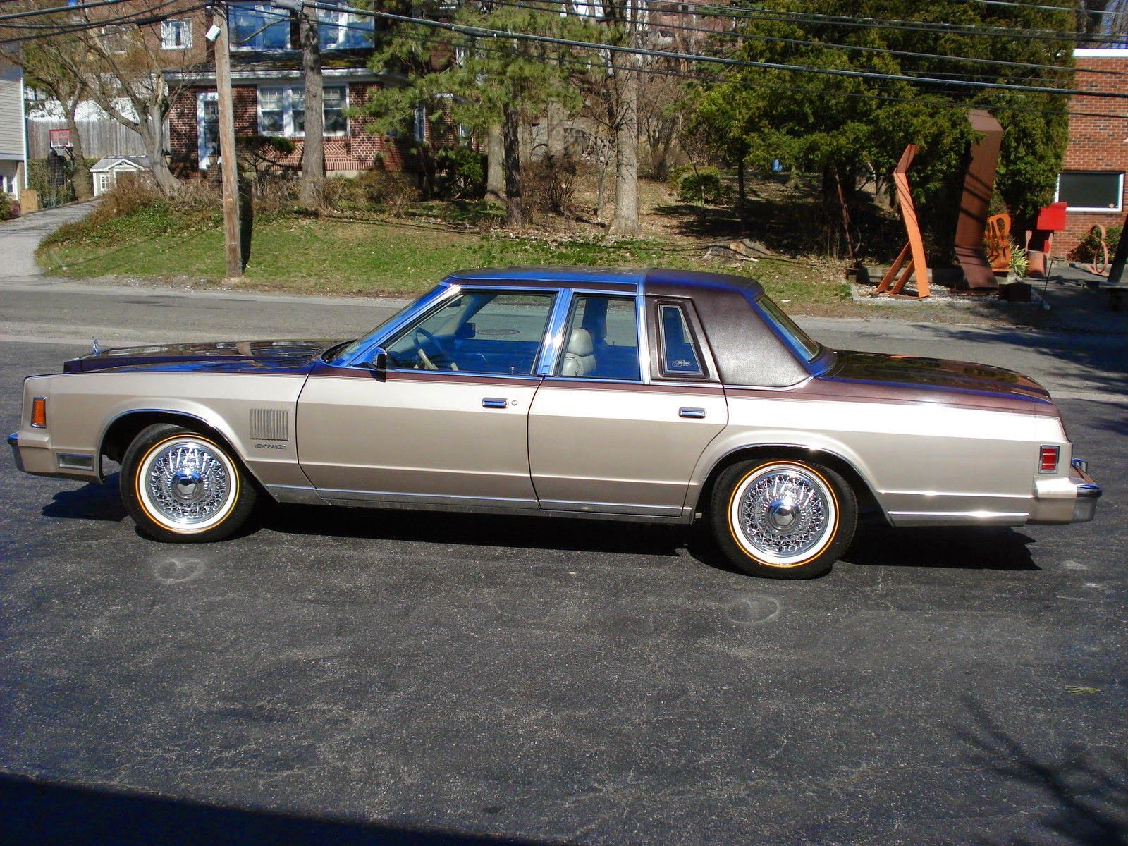 Wiring Diagrams 1978 Chrysler New Yorker Free Download 1966 Diagram 1981 Fifth Avenue Edition 4 Door Pillared Hardtop At Ford Aerostar