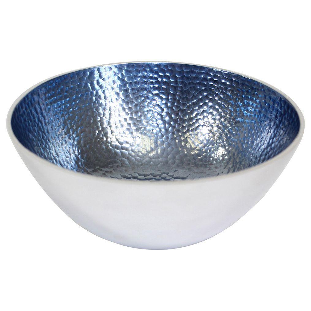 Pampa Bay Round Hammered Bowls