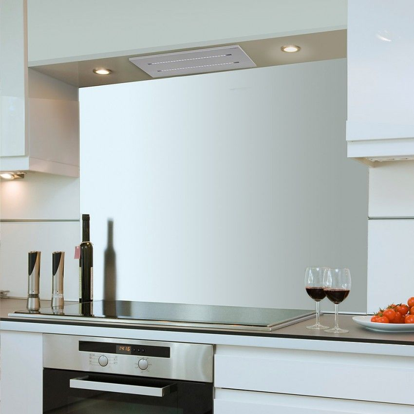 650mm Stainless Steel Ceiling Extractor For Small Kitchens Cooker Hoods