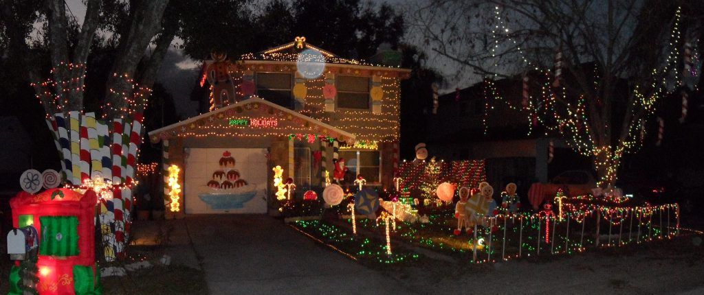 Christmas Decorating Ladder Safety Tips - important advice!