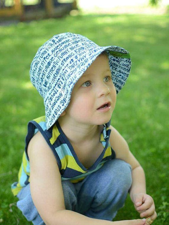 e65e1900668 Toddler Boy Summer Hat
