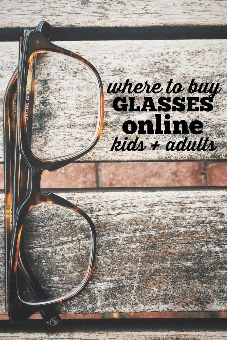 Where to buy glasses on-line