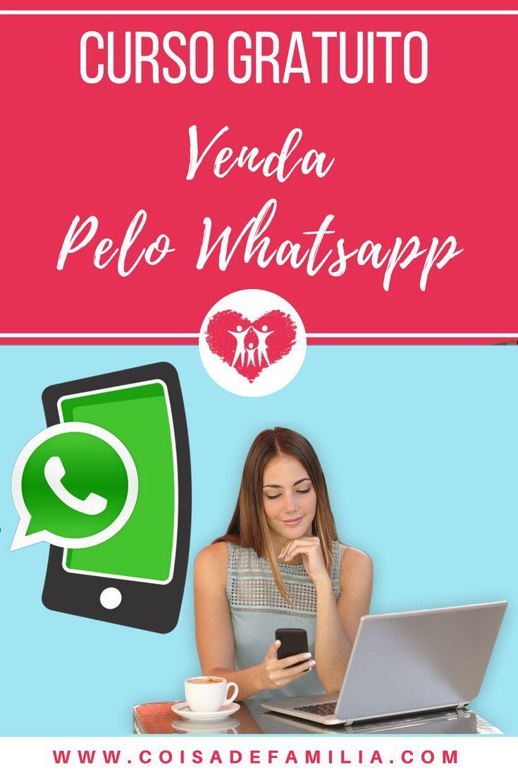 Curso Grátis de Vendas Pelo WhatsApp | Marketing e vendas