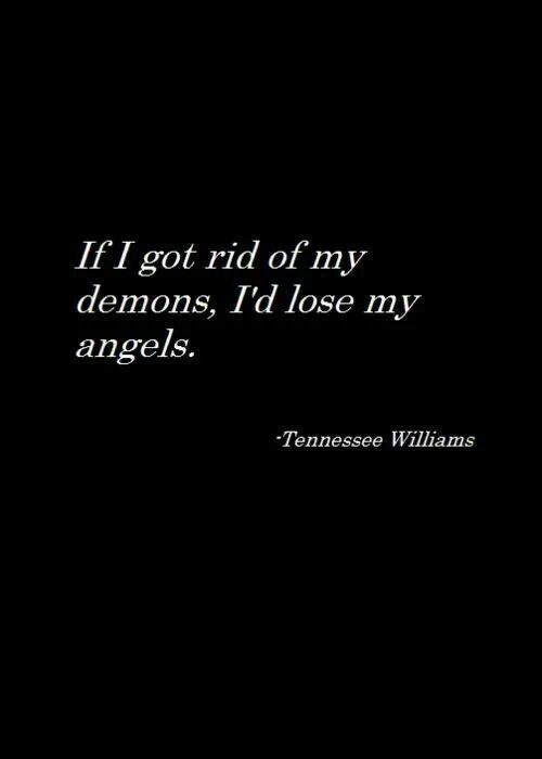 Angels And Demons Im A Mess I Confess Quotes Tennessee