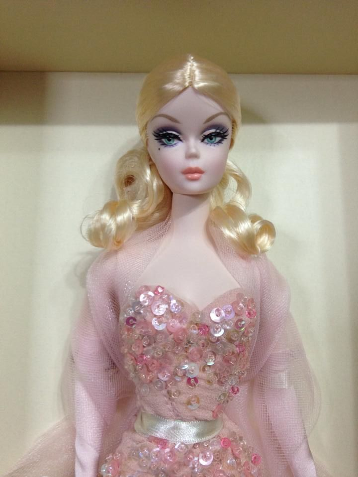 Mermaid Gown Barbie Doll: A Stunning Silkstone Siren | Barbie ...