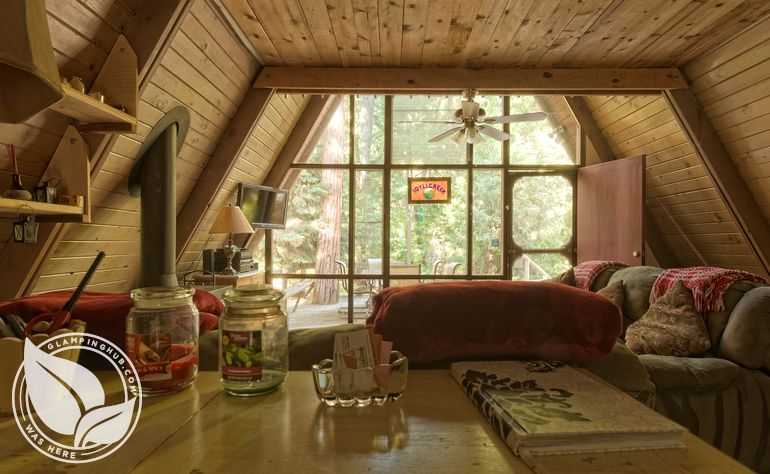 Genial Glamping Cabins Southern California   Glamping Near Palm Springs