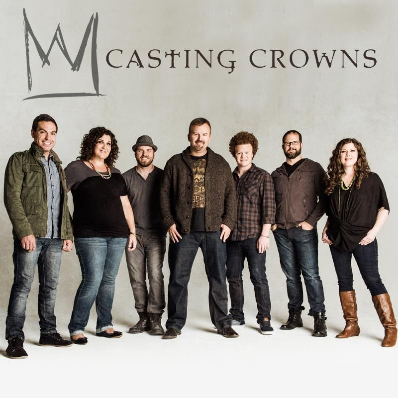 Pin by Gillian Guilden on Christian Love | Casting crowns, Casting crowns songs, Christian rock ...