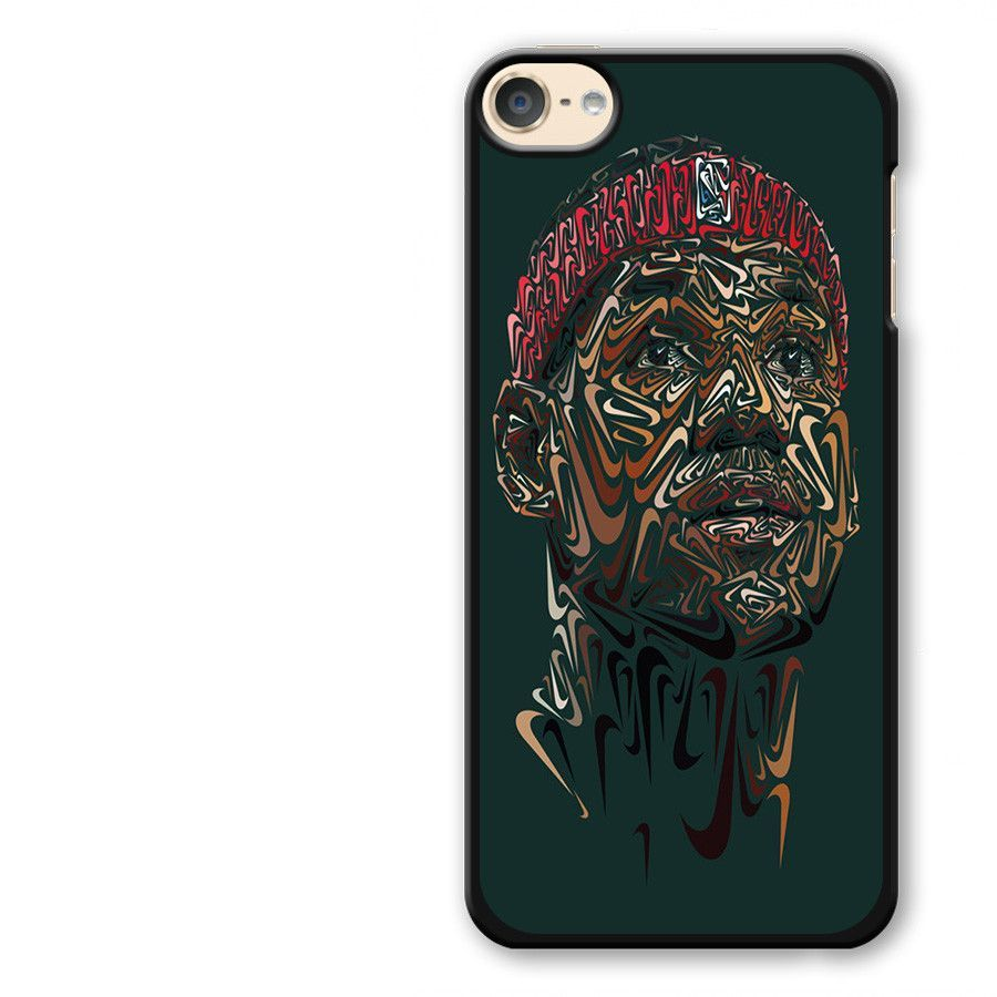 Lebron James Face iPod Touch 6 Case
