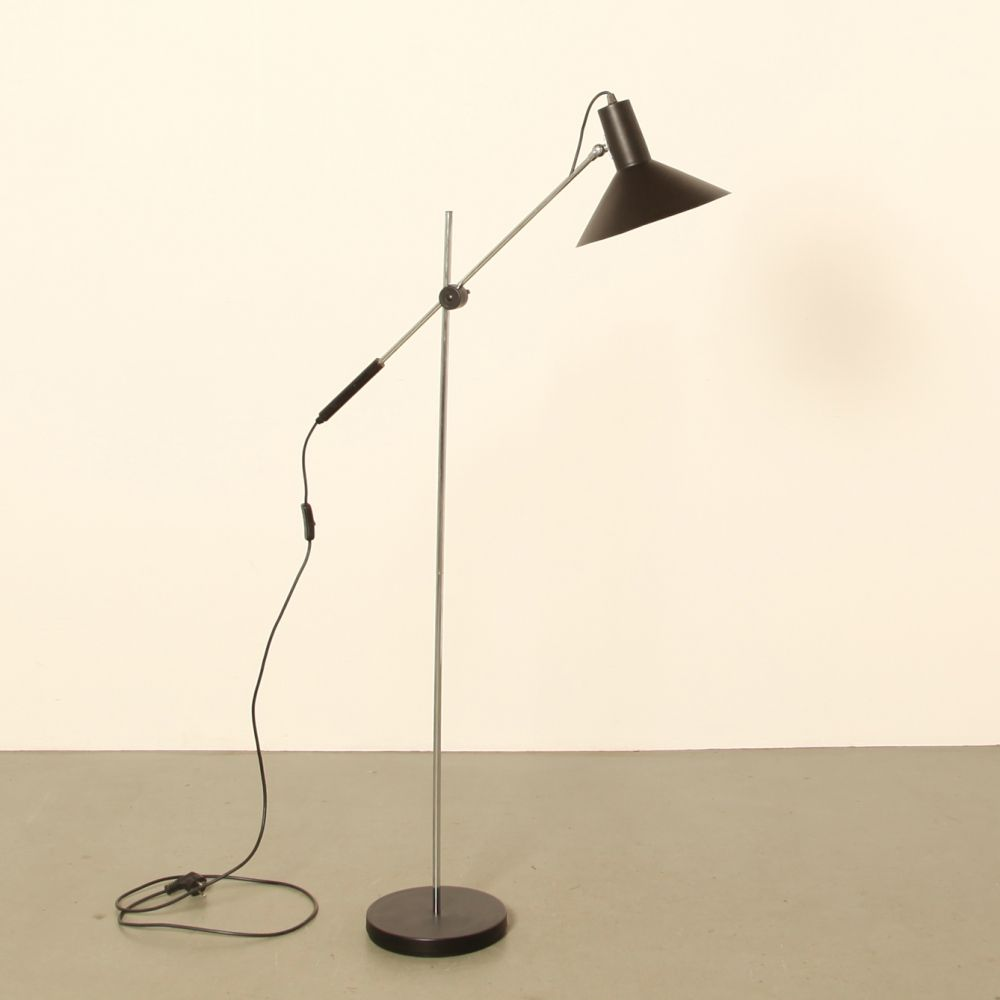 Counterbalance Floor Lamp By J J M Hoogervorst For Anvia Lamp Lamp Inspiration Floor Lamp