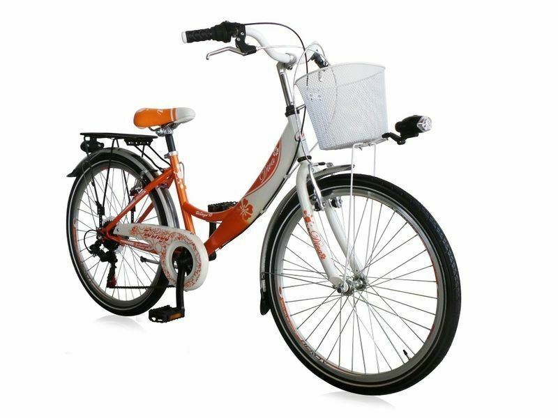 24 Zoll Kinder Fahrrad Kinderfahrrad Cityfahrrad Citybike Madchenfahrrad Bike Mit Bildern Kinder Fahrrad City Fahrrad Kinderfahrrad