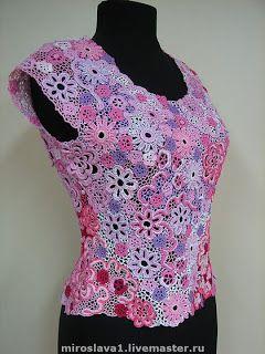 Remarquable Crochet: Designer Crochet Irirsh: Miroslava Gorokhovich