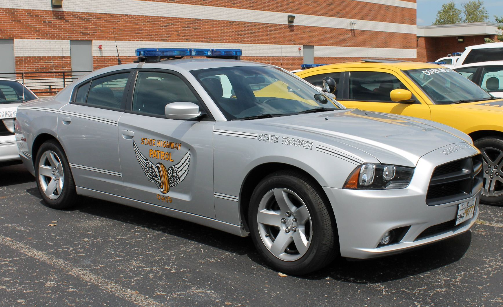 2012 Dodge Charger Police Interceptor - Ohio USA