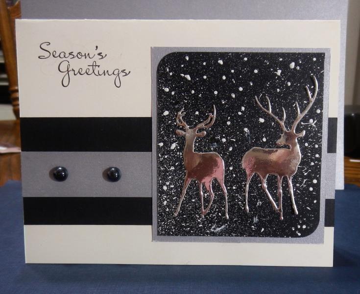 SC509 Two deer