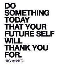 do something today<3