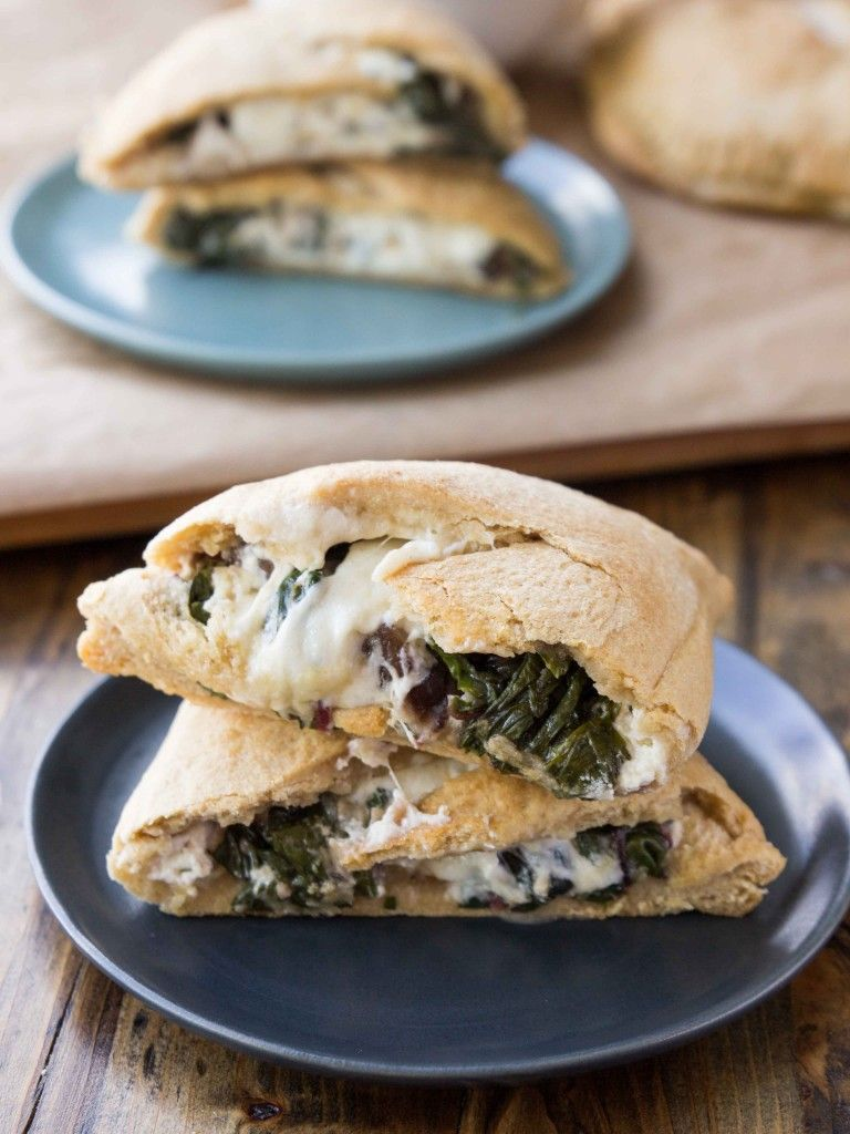 Chard mushroom and burrata calzones recipe products tomatoes food forumfinder Choice Image
