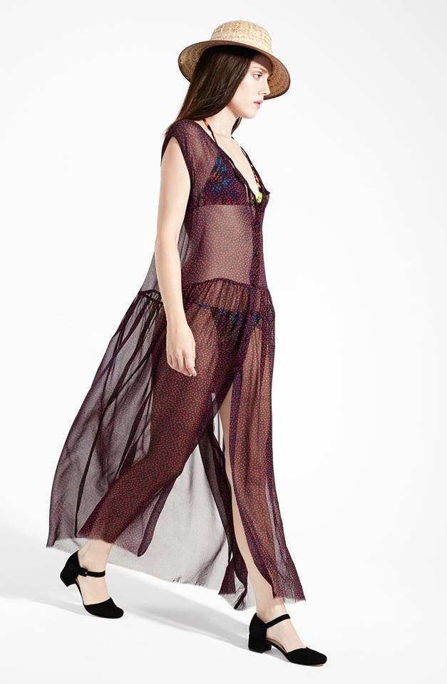 Shop the long Marion Breezy dress in-store & online at http://www.lindseythornburg.com/shop/shop-sale/Long%20Marion%20Breezy%20Dress