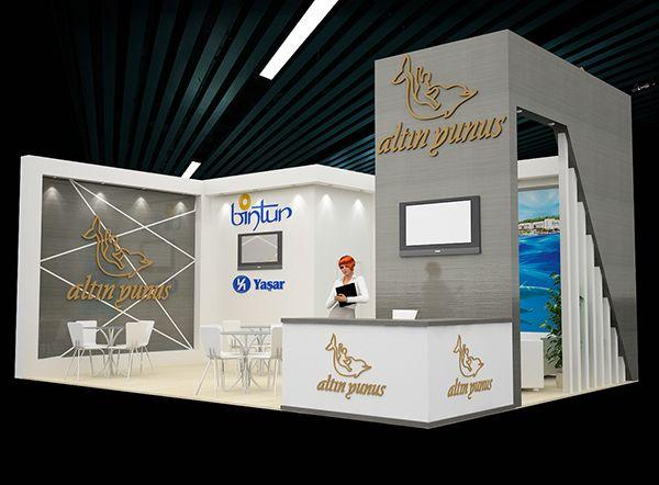 Travel Exhibition Stand Design