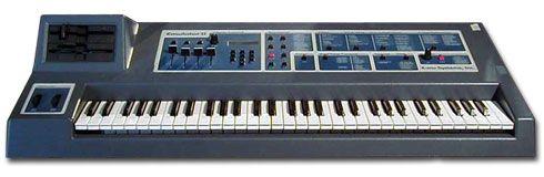 Vintage Synth Explorer | E-mu Emulator II