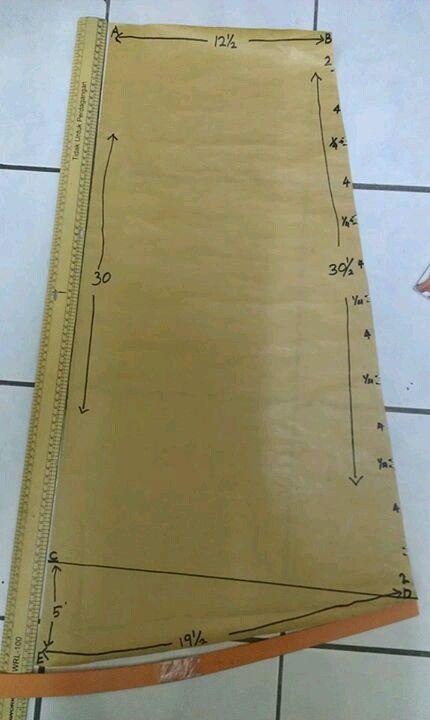 Pola Loose Scallop Curtain Patterns