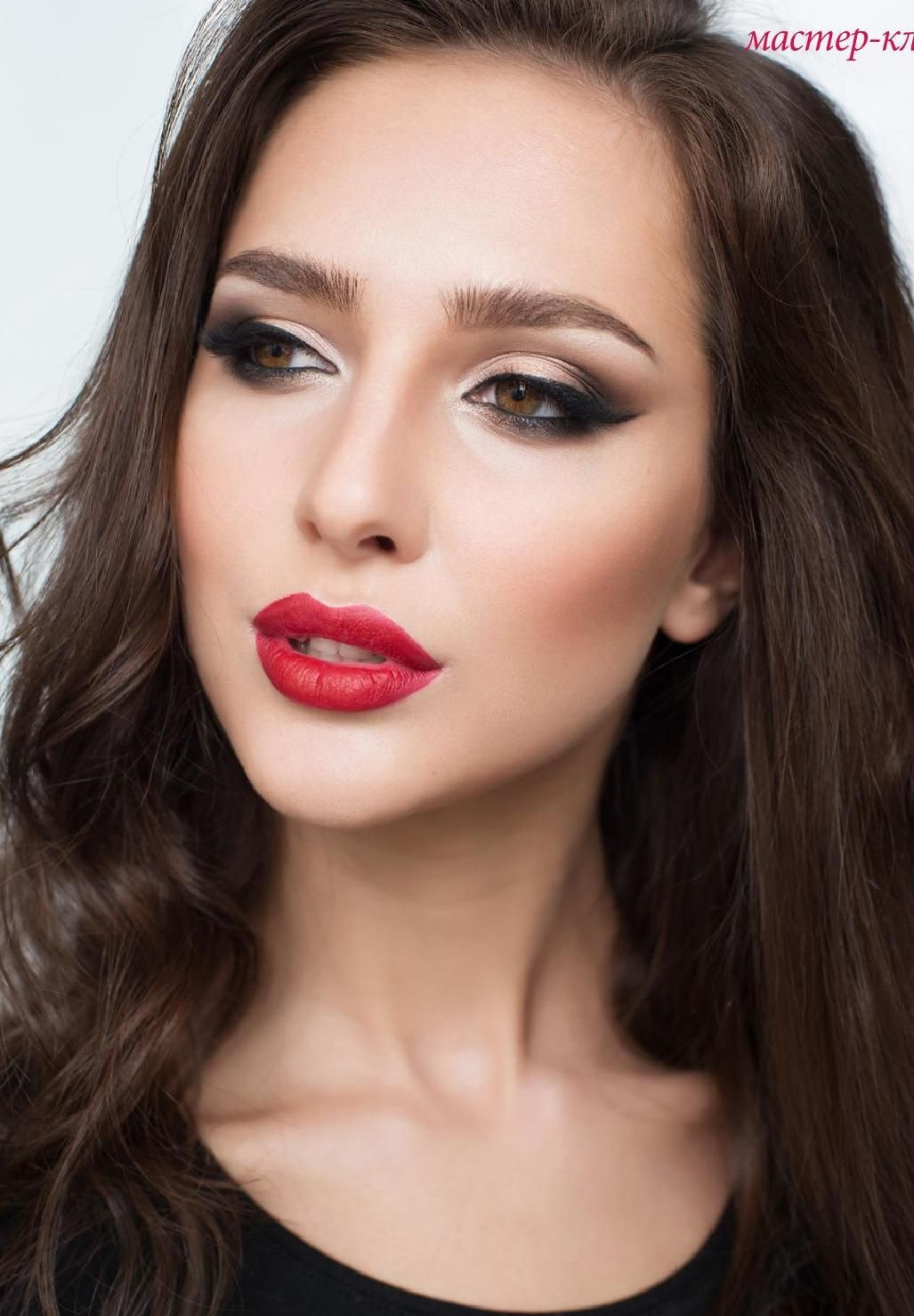 Industriya krasoti 25 Hooded eye makeup, Makeup for