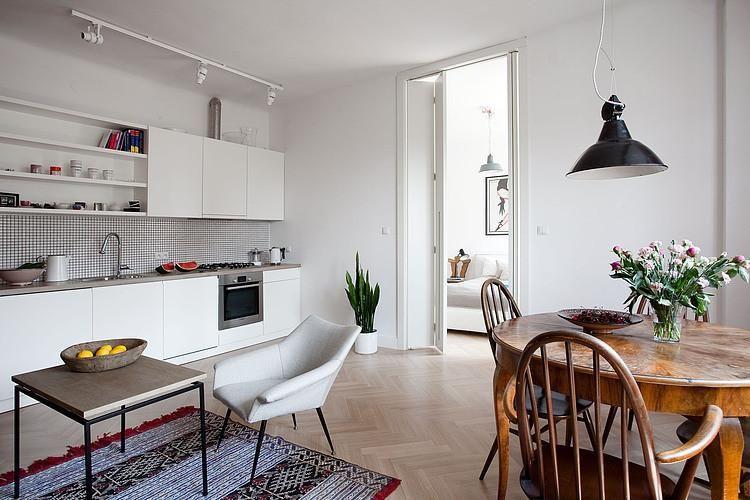 Un piso pequeño con grandes ideas - Decorar Mi Casa Piso pequeño