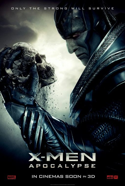 X-Men: Apocalypse (English) book full movie hindi download
