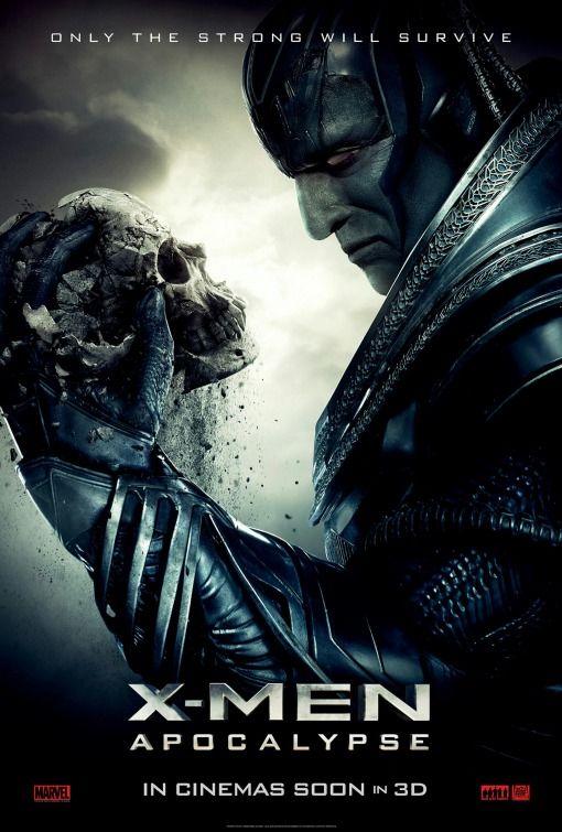 X-Men: Apocalypse (English) book full movie hindi download