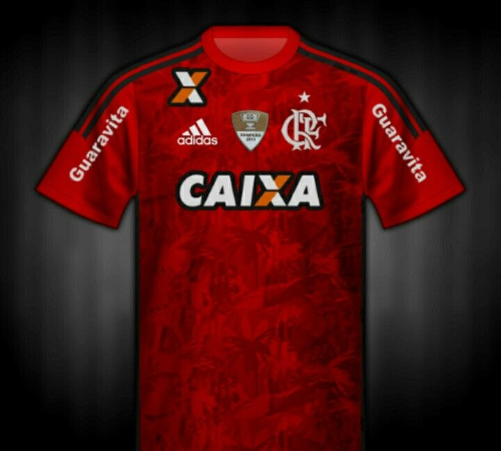 CR Flamengo of Brazil 3rd kit for 2016.  374114994