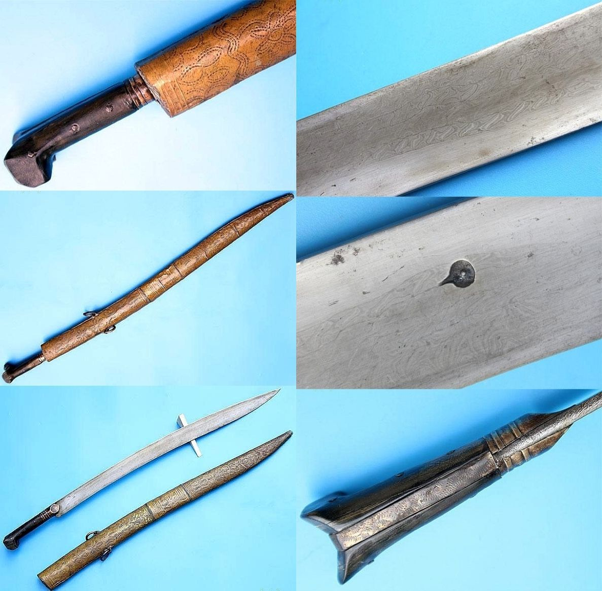 Pin On Indo Persian Knives Daggers And Short Swords