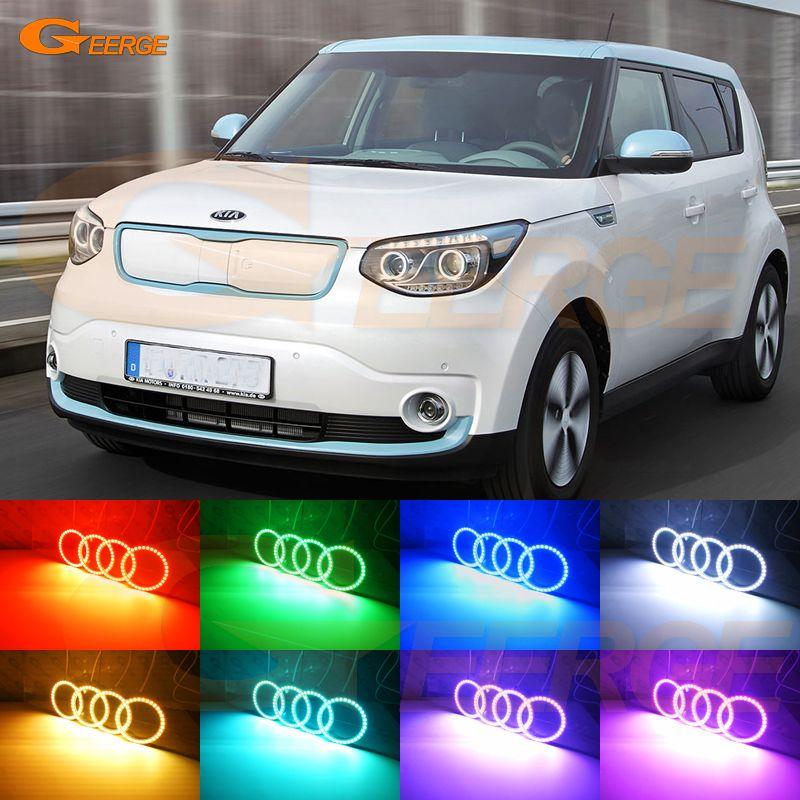 Cheap Car Light Assembly Buy Directly From China Suppliers For Kia Soul Ev 2015 2016 Led Halogen Headlight Rf Bluetooth App Controller Kia Soul Kia Car Lights
