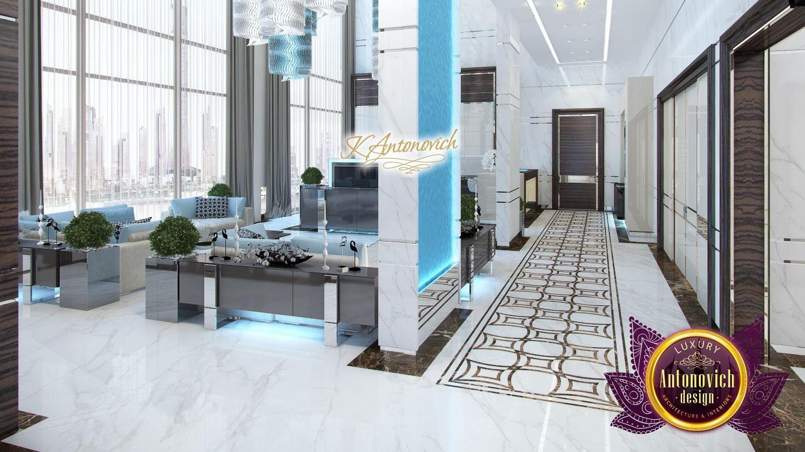 Bespoke Villa Interior Design in Dubai by Luxury Antonovich Design ...