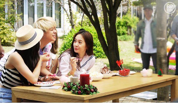 Krystal ♡ Soo Jung