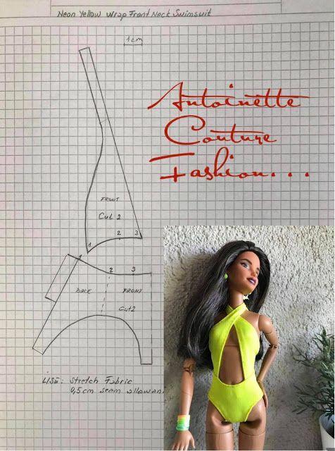 Fashion Dolls Couture - Unbegrenzt #dollscouture