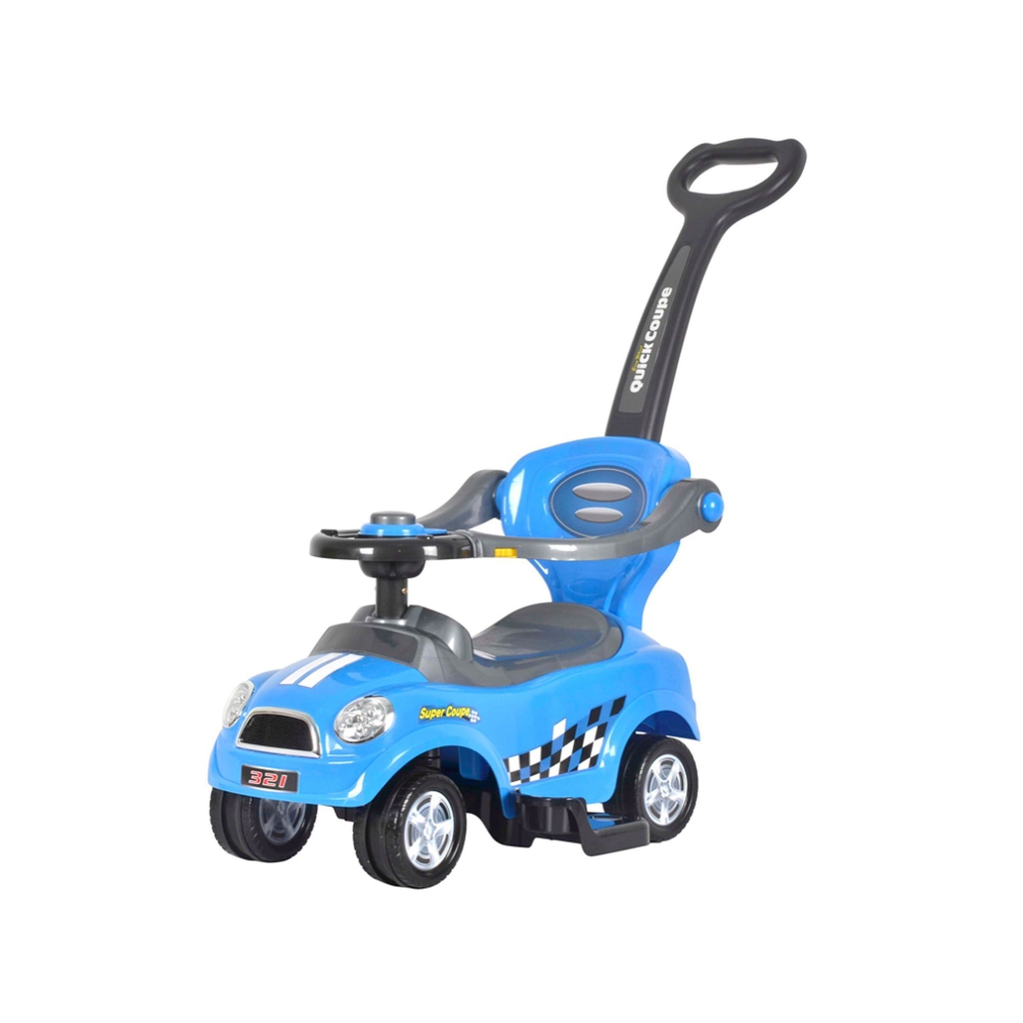 Toys car boys  Best Ride On Cars Mini  in  Push Car Blue by Best Ride On Cars