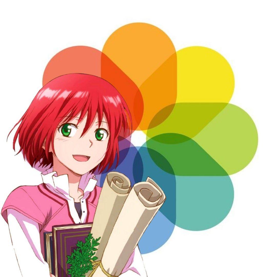 App Anime Icon Gallery App Anime App Icon Kawaii App