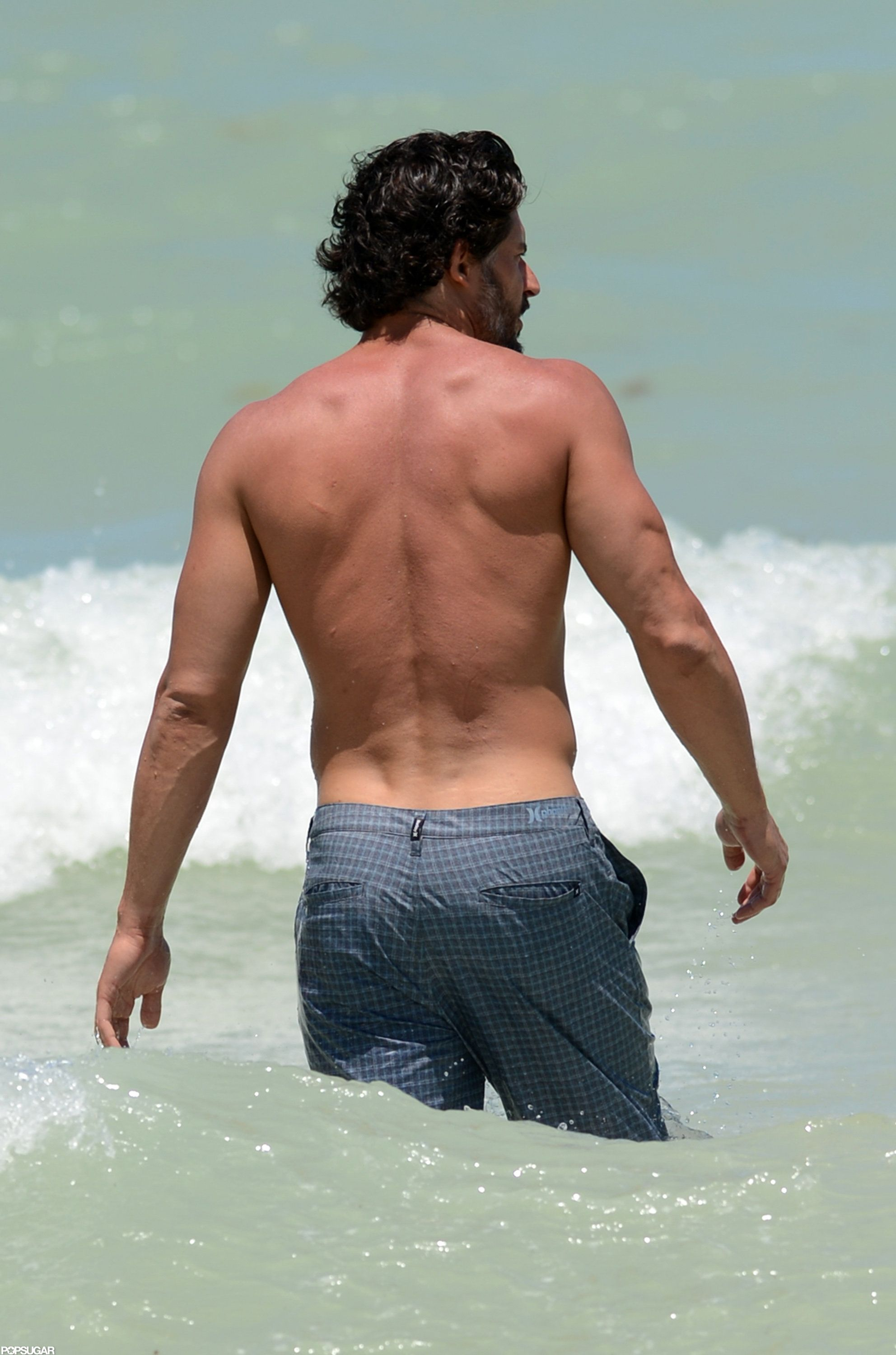 Joe manganiello ass
