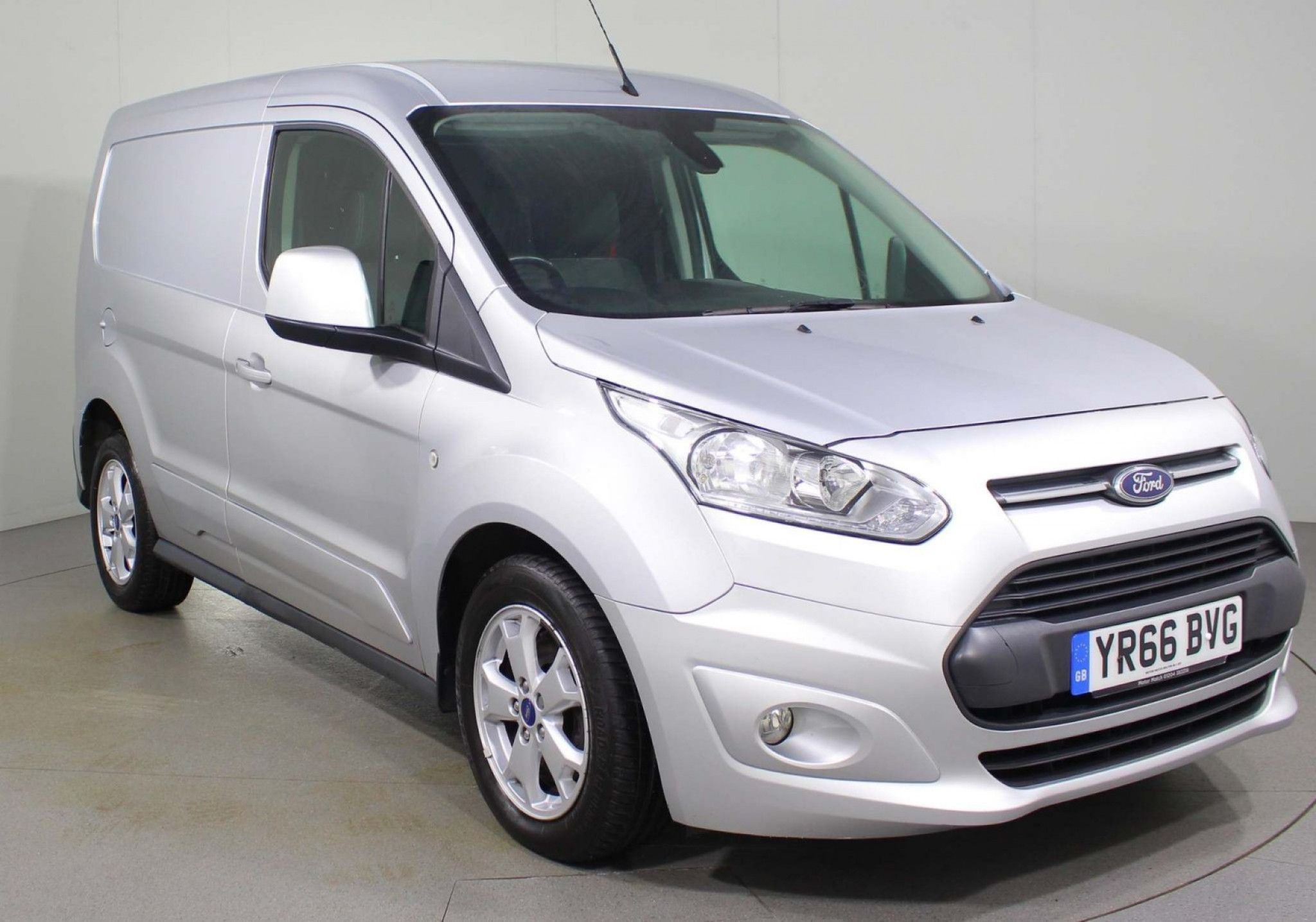 Ford Transit Connect 1 5 Tdci 120ps Limited Van In 2020 Ford