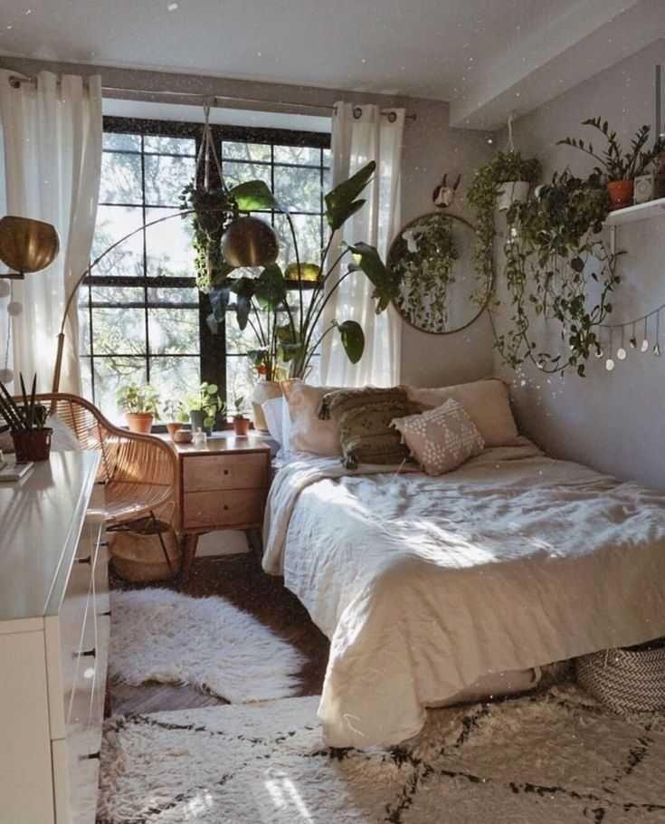 Photo of Böhmische Art-Ideen für Schlafzimmer-Dekor-Design – #ArtIdee